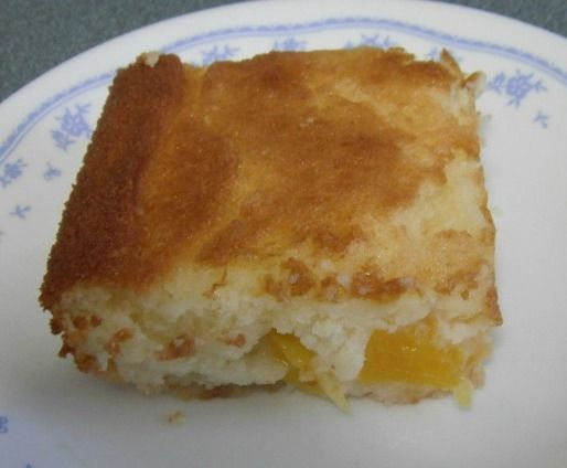 Gluten free peach cobbler recipe - Just because you have to avoid gluten in your diet does not mean you can't enjoy some delicious peach cobbler.