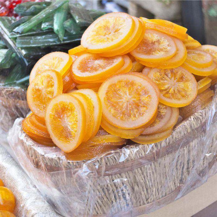 Clémentines et kumquats confits