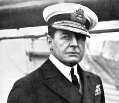 Battlecruiser Admiral: Admiral Sir David Beatty: Admiral of the Fleet David Beatty
