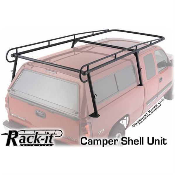 Rack It Uni Line Camper Shell Truck Racks 4wd Camper