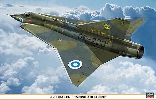 SAAB J-35 Draken, finnish