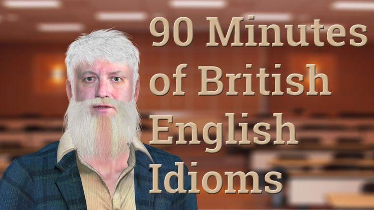 90 Minutes of English Idioms