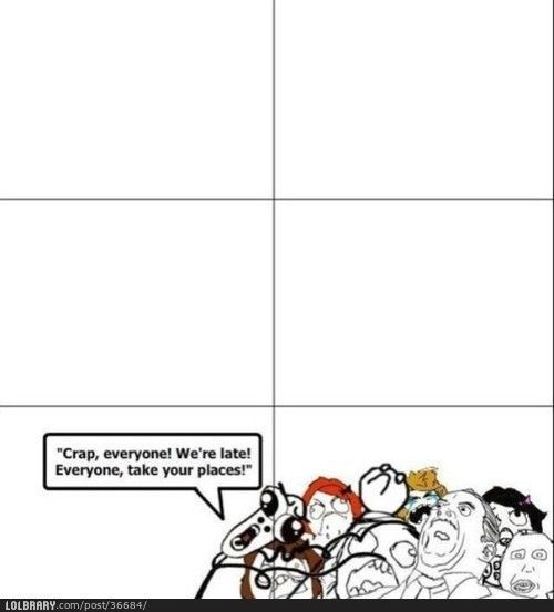 Some rage comics are good :) | LOLBRARY.COM