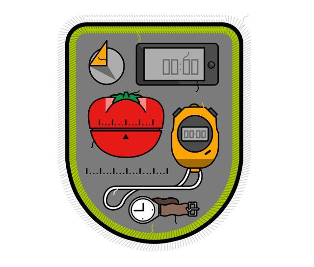 Лайфхак недели: кухонный таймер. Делите рабочее время на отрезки, делая после каждого из них небольшой перерыв.