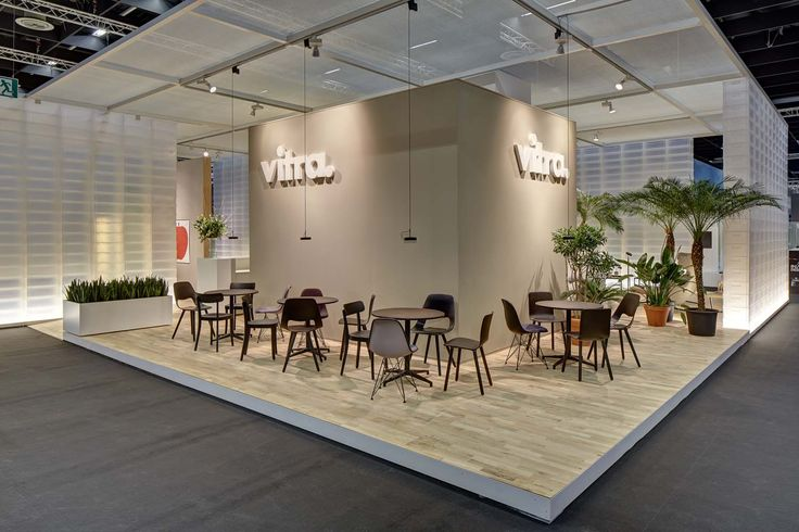 Vitra Stand At The IMM Cologne 2013 Hall 3 2 Vitra Photograp