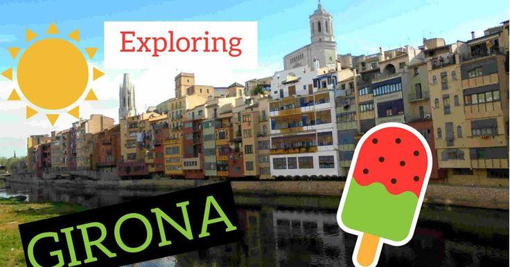 Vlog: Exploring Girona-Costa Brava- Catalonia-Spain #mirtoolini costa brava girona spain travel trip vlog #blogger