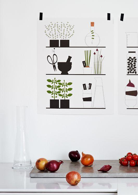 Trendenser - Ny väggkonst från Göteborg