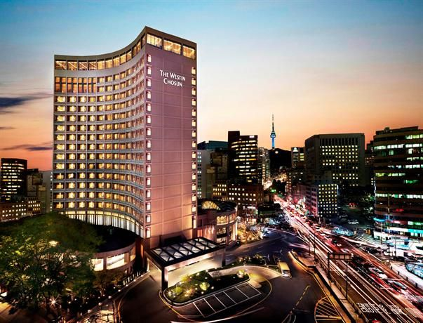 OopsnewsHotels - The Westin Chosun Seoul