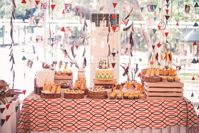 Breña's Little Indian Pow Wow Party – Sweet Treats