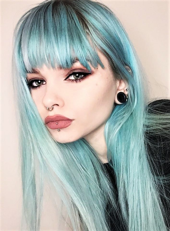 35 Edgy Hair Color Ideas To Try Right Now Hair Hair Everywhere