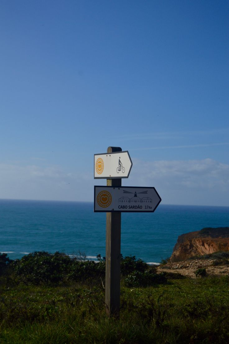 Rota Vicentina, Portugal Coast