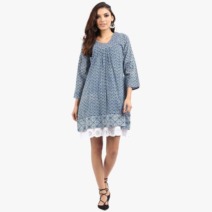 Lanila Loose Floaty Dress