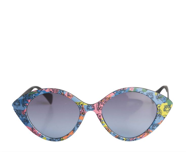 Eyeye - Italia Independent ISO11 Sunglasses Unisex Blue-Pink Spring - Summer 2015  at www.themintcompany.com