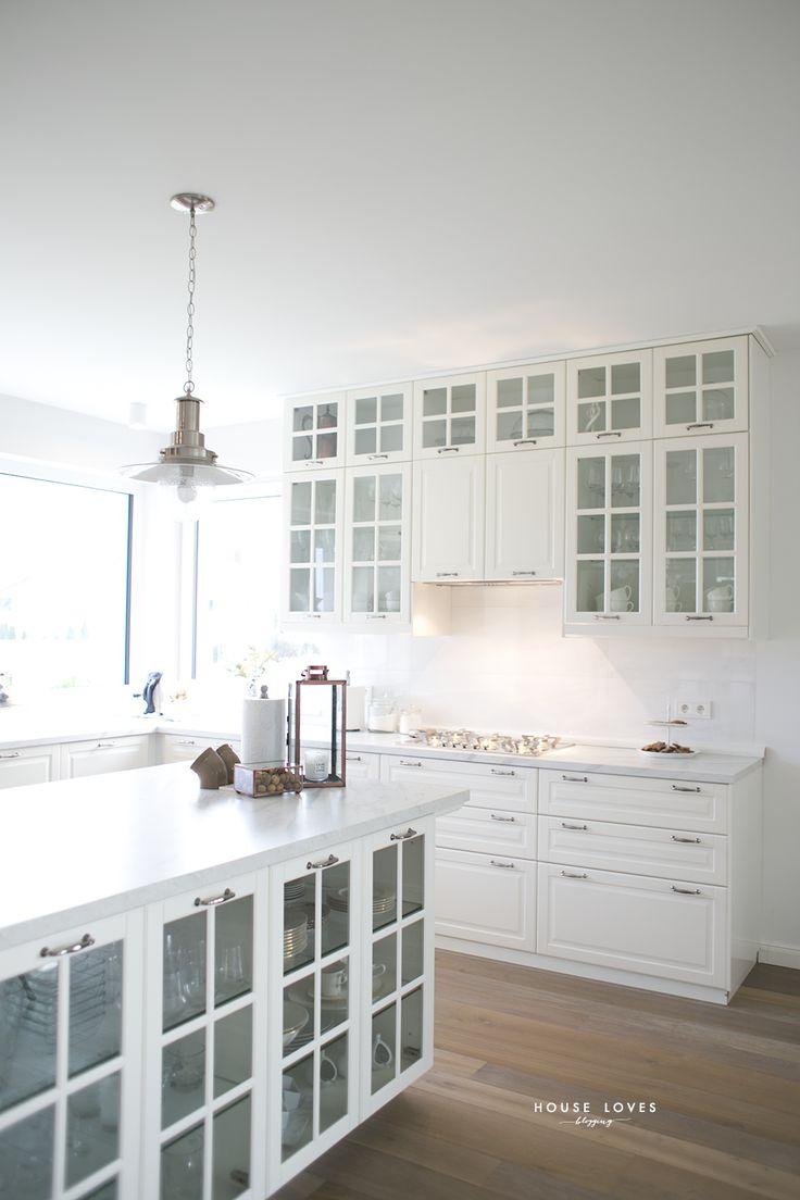 19 Best Ikea Bodbyn Images On Pinterest White Kitchens
