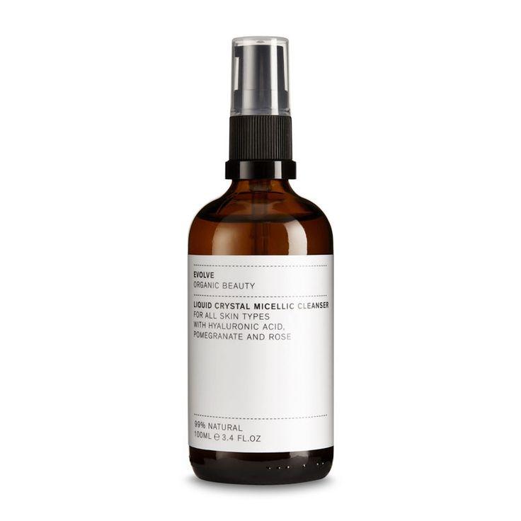 Μια έξυπνη 2 σε 1 Λοσιόν Καθαρισμού για τον καθαρισμό και την τόνωση της επιδερμίδας για όλους τους τύπους δέρματος....