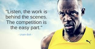 Image result for USAIN BOLT quotes