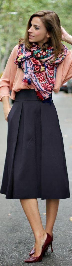 50's Skirt by Mi Entra Me Visto