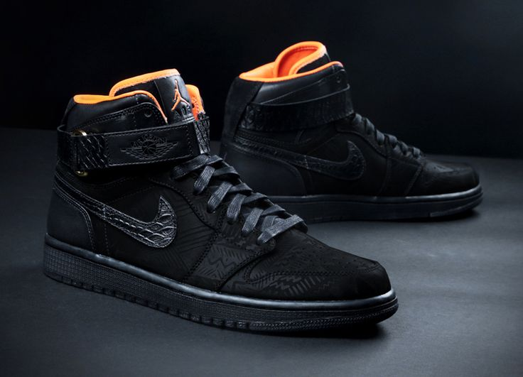 limited edition nike air jordan 1 bhm man of many wishes