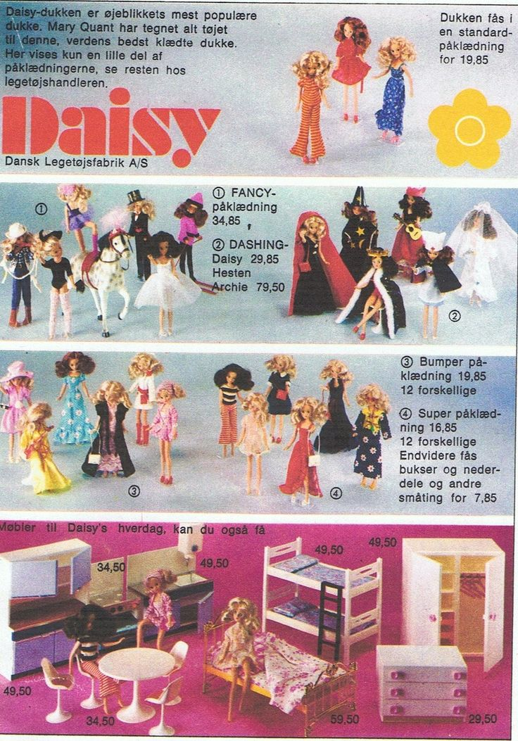 Daisy The model - Daisy by Mary Quant & Much more...