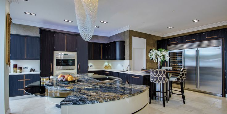 Rococco Kitchen By Extreme Design (Sunningdale Showroom ...