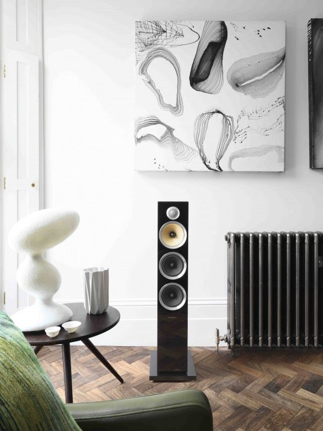 Bowers & Wilkins' latest luxurious speakers
