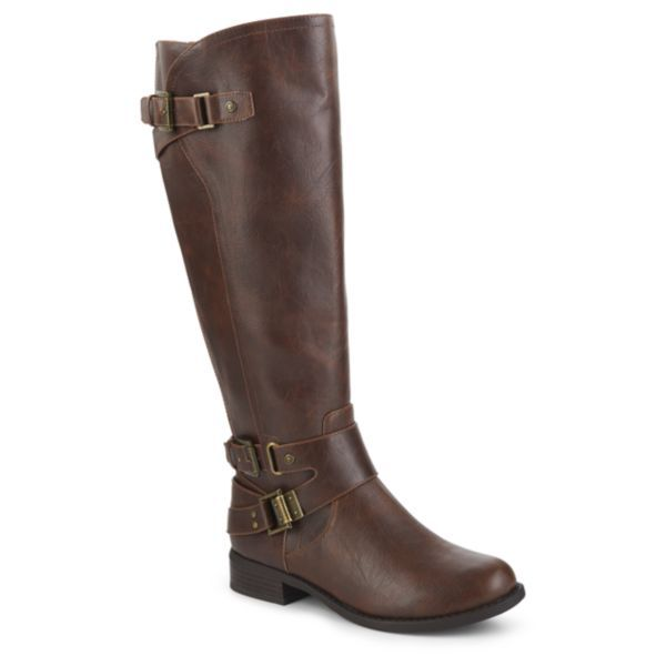 Classic style starts with the GGHatter women's boot from G By Guess