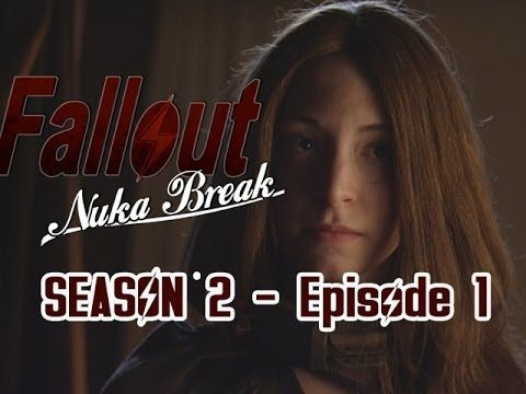 Season 2 of Fallout: Nuka Break is out! Everyone should watch this! Doooooo it :) #badass