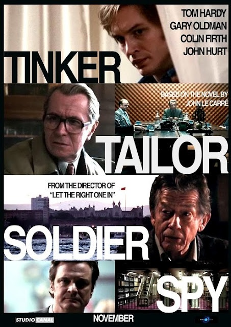 Tinker Tailor the most stylish and romantic movie this
