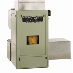 Sbi Caddy Alterna Hot Air Wood Pellet Furnace Wood