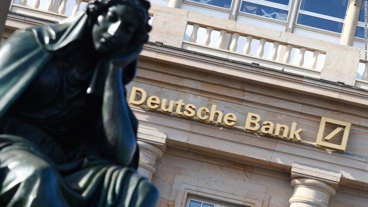 Deutsche Bank, ο μεγαλύτερος κίνδυνος για το τραπεζικό σύστημα…