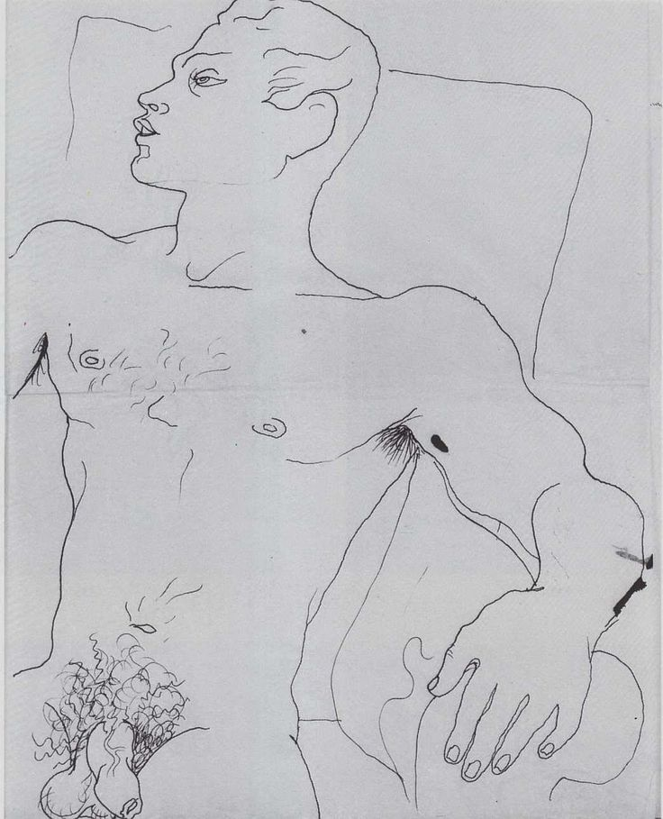 love-less: Jean Cocteau