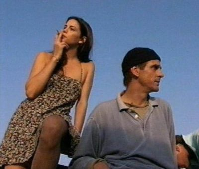 Jeremy Irons & Liv Tyler in Stealing Beauty