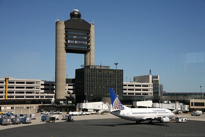 Boston Logan Airport (USA)