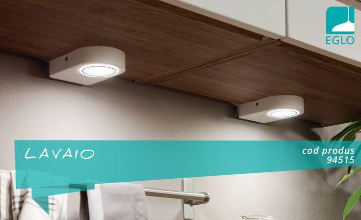 Iluminarea bucătăriei este un aspect de care trebuie să țineți cont în spațiile în care lucrați. Soluția ideală este oferită de EGLO România cu produse din EGLO Austria.