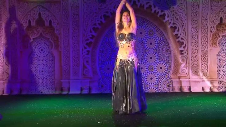 Sadie Marquardt, The belly dance drum solo queen