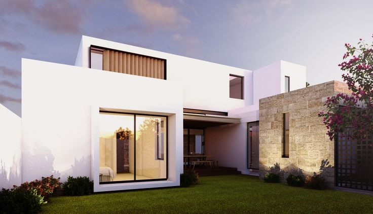 Lomas 444 | Dionne Arquitectos | #Architecture #Terrace #Outdoor