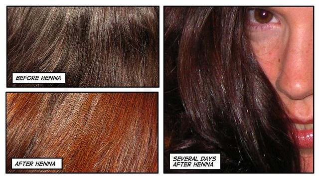 Henna Hair Die Fashion I Want Pinterest Henna Hair
