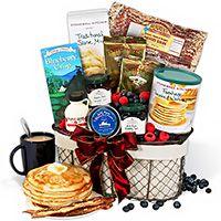New England Breakfast Gift Basket Deluxe (5021)