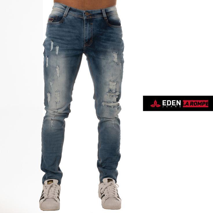 Vista nuestra tienda online y encuentra todas las referencias de jeans que tenemos disponibles para vos. ¡Compra en línea! El envío es gratis. #EdenJeans #ModaMasculina #ProductoColombiano