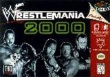 Complete Wrestlemania 2000 - N64