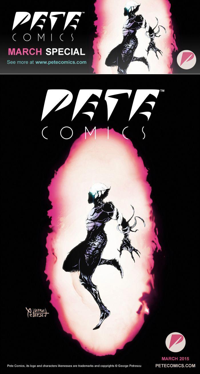 PETE COMICS POSTER #20