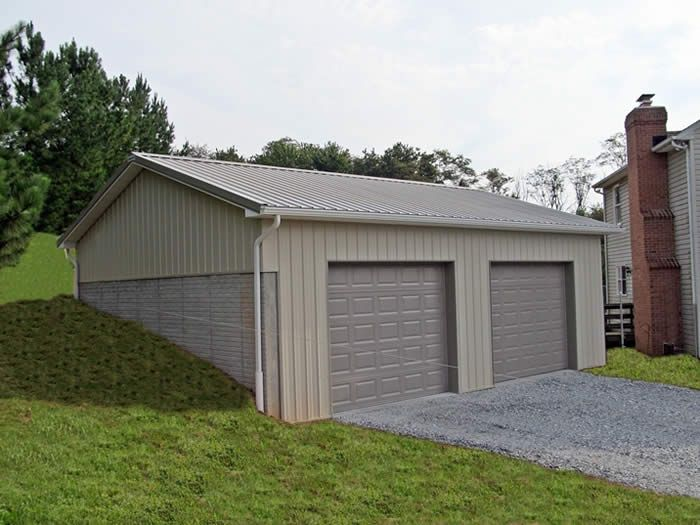 Image Result For Building A Garage Into