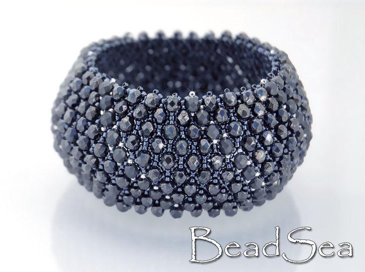 "Bracelet ""Sedna"" made by BeadSea."