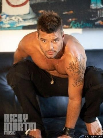 Ricky Martin - Photo posted by noni158 - Ricky Martin - Fan club album -