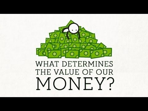 What gives a dollar bill its value? - Doug Levinson - YouTube