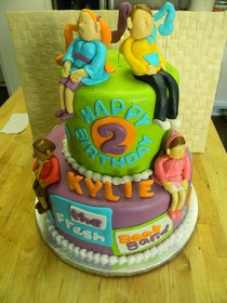 Cake Decorating Store Orange Ca : 17 Best images about Fresh Beat Party on Pinterest ...