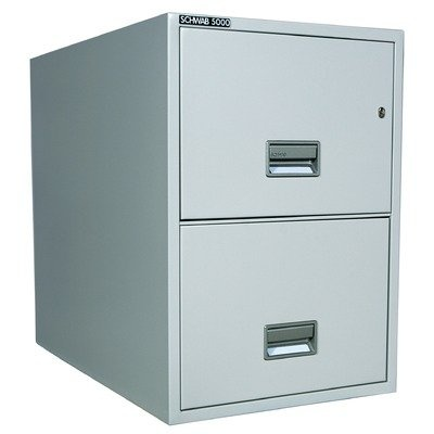 Luxury Fireproof File Cabinet with Combination Lock