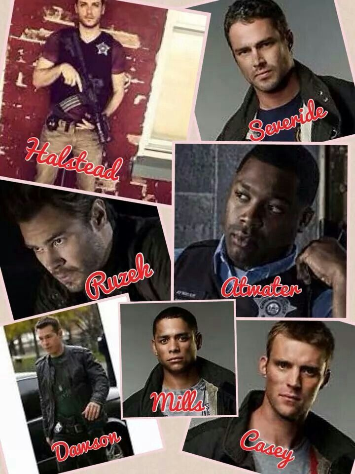 Chicago PD/ Chicago Fire
