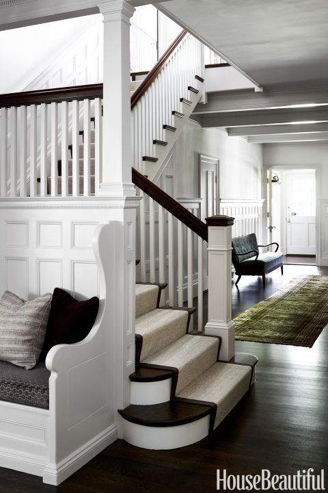 Foyer With No Stairs : Best entryway stairs ideas on pinterest foyers home