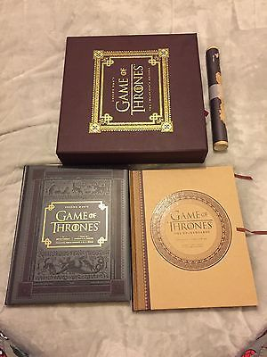Inside #hbo's game of thrones collectors #edition bryan #cogman,  View more on the LINK: http://www.zeppy.io/product/gb/2/272524483842/